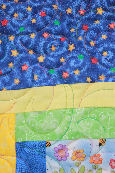 kites close st Quilt